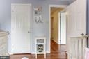 Bedroom #3 - 6115 GARDENIA CT, ALEXANDRIA
