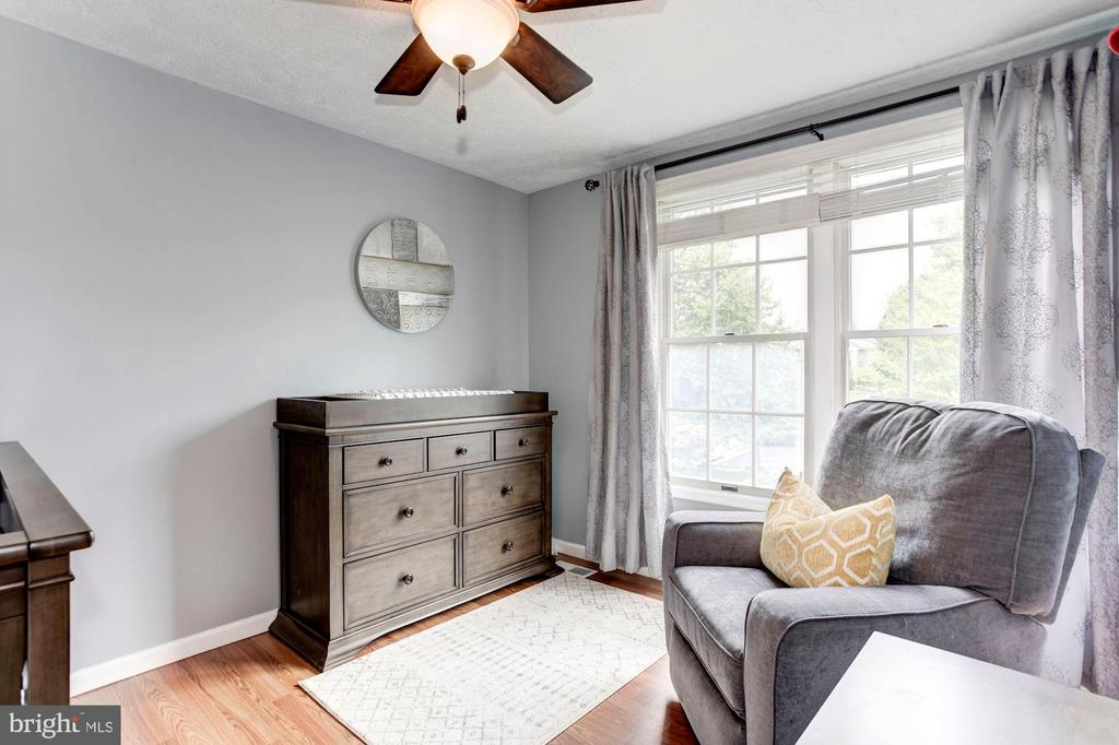 Bedroom #2 - Beautiful Oversized Windows! - 6115 GARDENIA CT, ALEXANDRIA