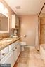 Full Bathroom #2 - Granite Counter Tops! - 6115 GARDENIA CT, ALEXANDRIA