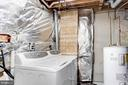 Laundry Room - 6115 GARDENIA CT, ALEXANDRIA