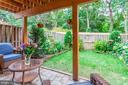 Absolutely Gorgeous, Magical, Beautiful Back Yard! - 6115 GARDENIA CT, ALEXANDRIA