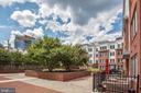 Rhodes Hill Square Courtyard - 1418 N RHODES ST #B102, ARLINGTON