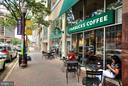Walking distance to no fewer than 4 Starbucks - 1418 N RHODES ST #B102, ARLINGTON