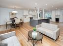 Open and flowing GREAT room! - 11005 BIRDFOOT CT, RESTON