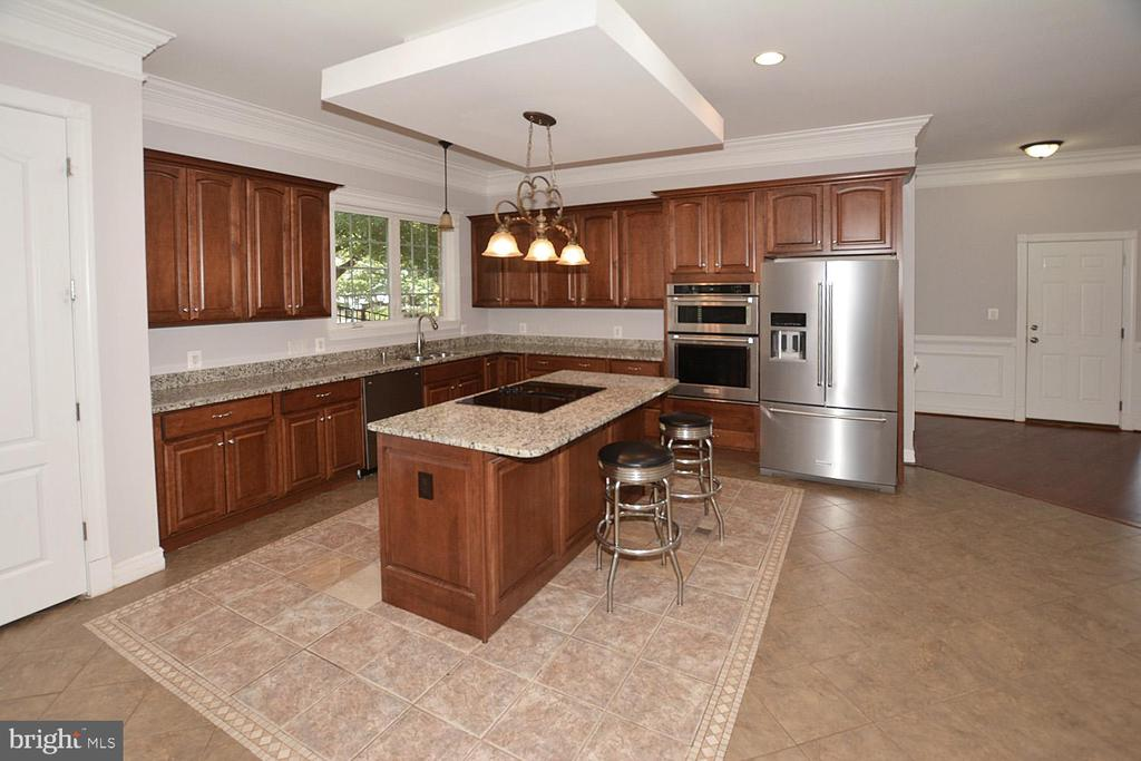Large Kitchen with New Gourmet Appliances - 1706 N RANDOLPH ST, ARLINGTON