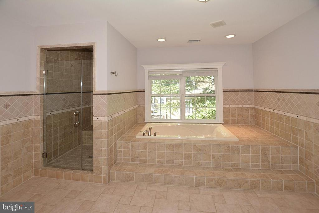 Large Shower and Jetted Tub - 1706 N RANDOLPH ST, ARLINGTON