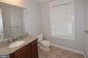 Main Level Half Bath - 1706 N RANDOLPH ST, ARLINGTON