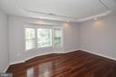 4th BR with bay window and 2 dbl closets - 1706 N RANDOLPH ST, ARLINGTON