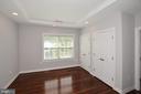 3rd BR with 2 double closets - 1706 N RANDOLPH ST, ARLINGTON