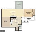 Lower Level Floorplan - 20386 CLIFTONS POINT ST, POTOMAC FALLS