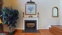 Gas Fireplace In Family Room - 20386 CLIFTONS POINT ST, POTOMAC FALLS