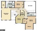 Upper Level Floorplan - 20386 CLIFTONS POINT ST, POTOMAC FALLS