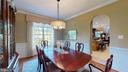 Dining Room - 20386 CLIFTONS POINT ST, POTOMAC FALLS