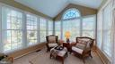 Sunroom With Vaulted Ceilings - 20386 CLIFTONS POINT ST, POTOMAC FALLS