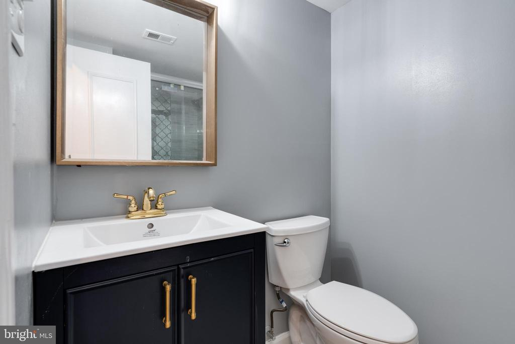 Lower Level Full Bathroom! - 12008 TROTTER LN, RESTON
