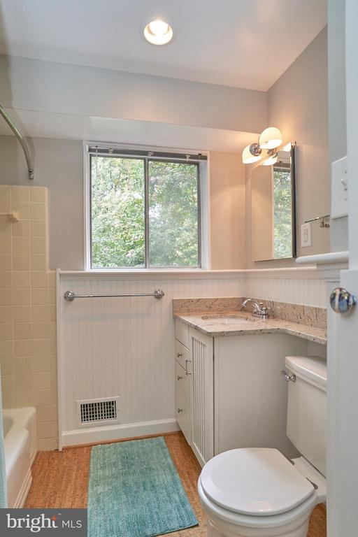 Updated Bathroom - 10607 KENILWORTH AVE #K-104, BETHESDA