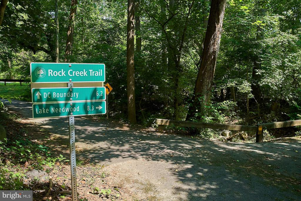 Rock Creek Trail - 10607 KENILWORTH AVE #K-104, BETHESDA