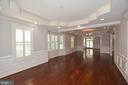 Huge Living Dining Room (see room sizes) - 1706 N RANDOLPH ST, ARLINGTON