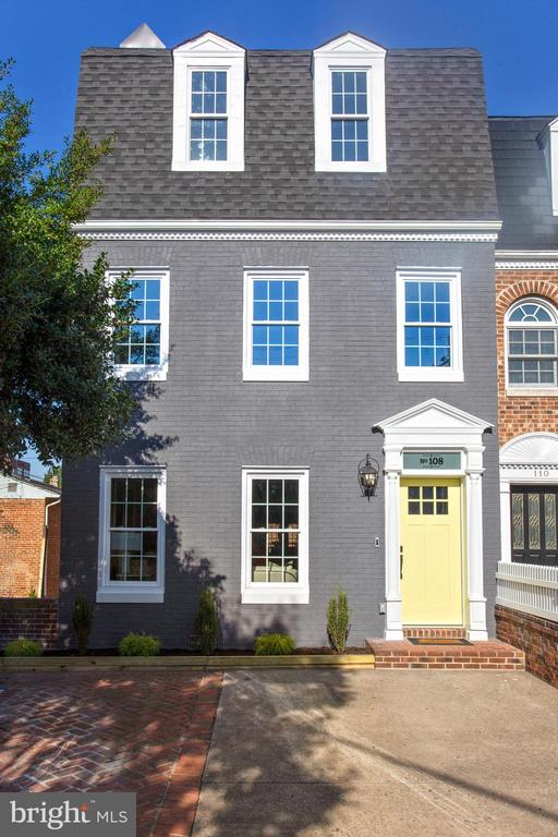 Now, lets check out the neighborhood! - 108 N PAYNE ST, ALEXANDRIA