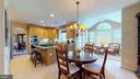 Great Floorplan - Open to Family Room - 20386 CLIFTONS POINT ST, POTOMAC FALLS