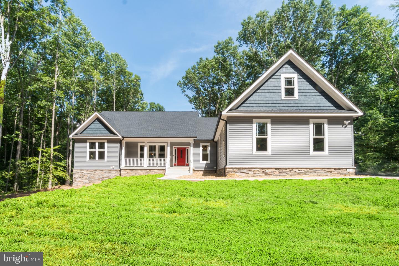 Single Family Homes のために 売買 アット Doswell, バージニア 23047 アメリカ