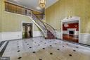 Gracious foyer - 13224 LONGNECKER RD, GLYNDON