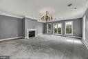 Master bedroom (#1) - 13224 LONGNECKER RD, GLYNDON