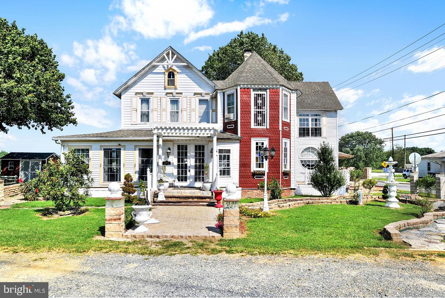 Single Family Homes for Sale at Woodside, Delaware 19980 United States