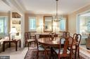 Added windows to dining room - 6093 ARRINGTON DR, FAIRFAX STATION