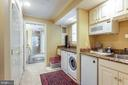 Laundry and kitchenette addition - 6093 ARRINGTON DR, FAIRFAX STATION