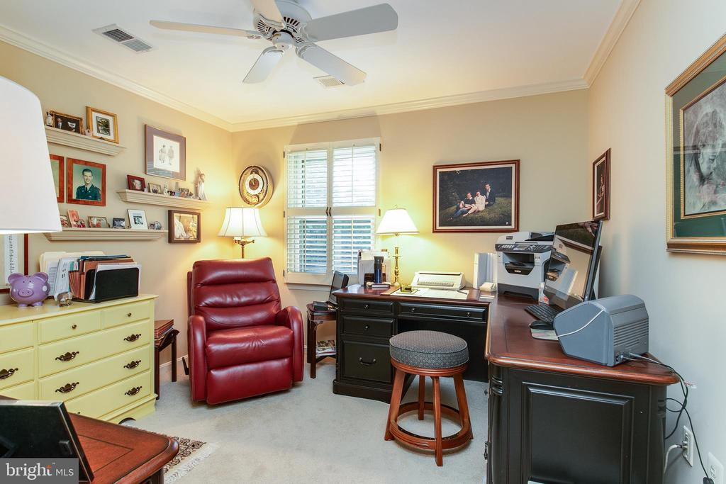 Fourth bedroom/office - 6093 ARRINGTON DR, FAIRFAX STATION