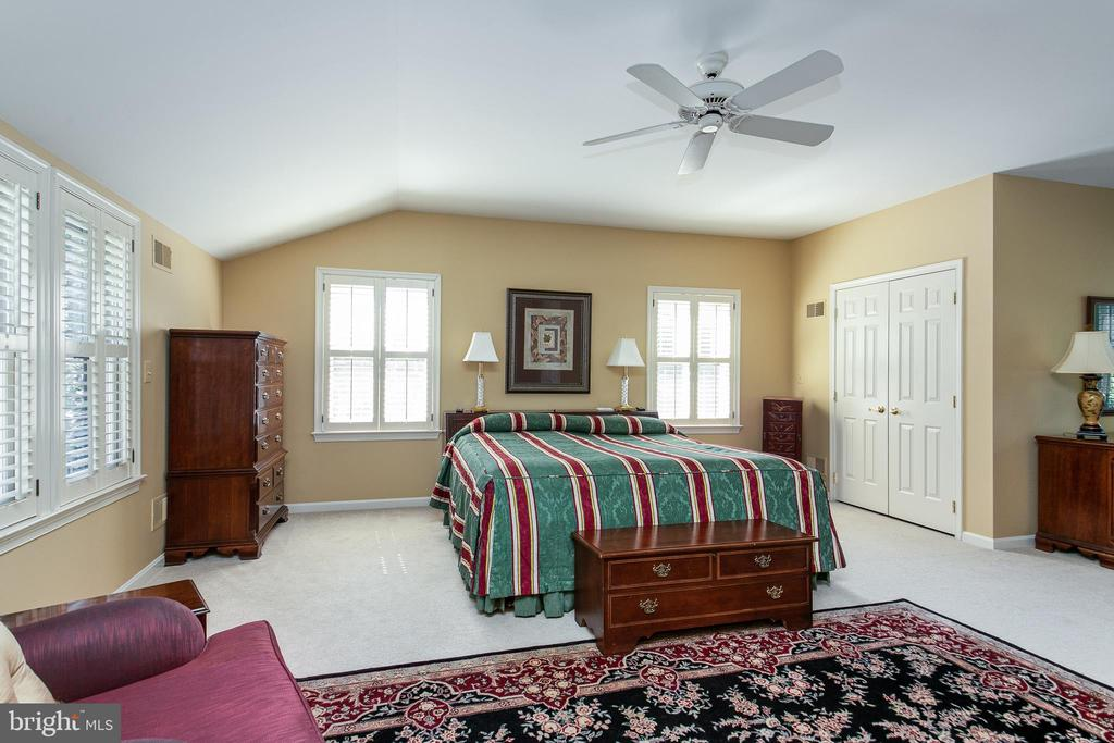 Master bedroom addition - 6093 ARRINGTON DR, FAIRFAX STATION