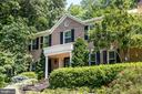 Fromt view - 6093 ARRINGTON DR, FAIRFAX STATION