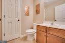 Bathroom #3 - 203 APRICOT ST, STAFFORD
