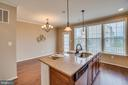 Large Island with Sink - 203 APRICOT ST, STAFFORD