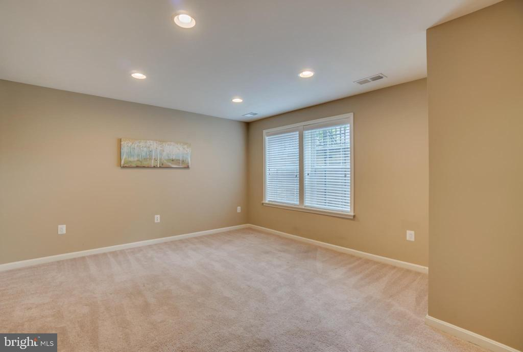 Spacious Fully Finished Basement - 203 APRICOT ST, STAFFORD