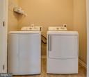 Laundry Area - 203 APRICOT ST, STAFFORD