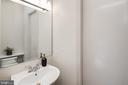 Powder Room - 2131 N SCOTT ST, ARLINGTON