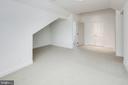 Bedroom 3 with Bath En-Suite - 2131 N SCOTT ST, ARLINGTON