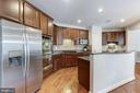 Gourmet Kitchen w/ Stainless Appliances - 18837 ACCOKEEK TER, LEESBURG