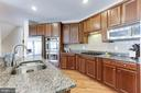 Granite Counter-tops w/ Undermount Sink - 18837 ACCOKEEK TER, LEESBURG