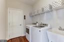 Spacious Laundry - 18837 ACCOKEEK TER, LEESBURG