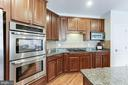 Double Wall Oven & Built In Microwave - 18837 ACCOKEEK TER, LEESBURG