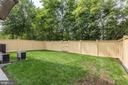 6' Fenced Backyard - 18837 ACCOKEEK TER, LEESBURG