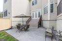 Private Patio - 18837 ACCOKEEK TER, LEESBURG