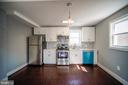 Open Floor Layout - 5106 JAY ST NE, WASHINGTON
