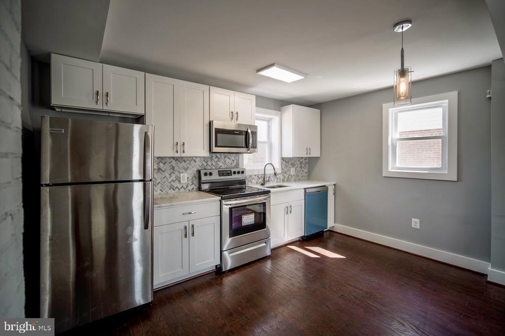 Renovated Kitchen - 5106 JAY ST NE, WASHINGTON
