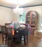 Dining Room - 8012 PEMBROKE CIR, SPOTSYLVANIA