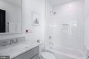 2nd full bath - 715 K ST NE #2, WASHINGTON