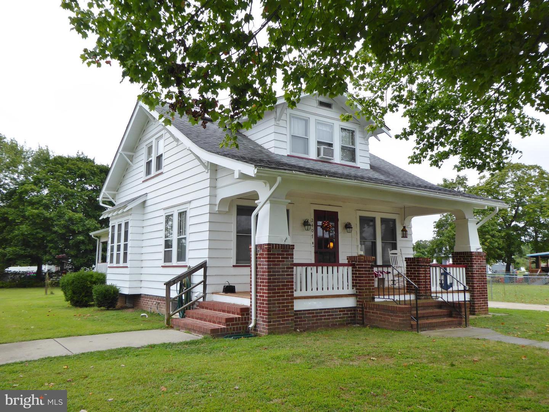 Single Family Homes para Venda às Port Norris, Nova Jersey 08349 Estados Unidos